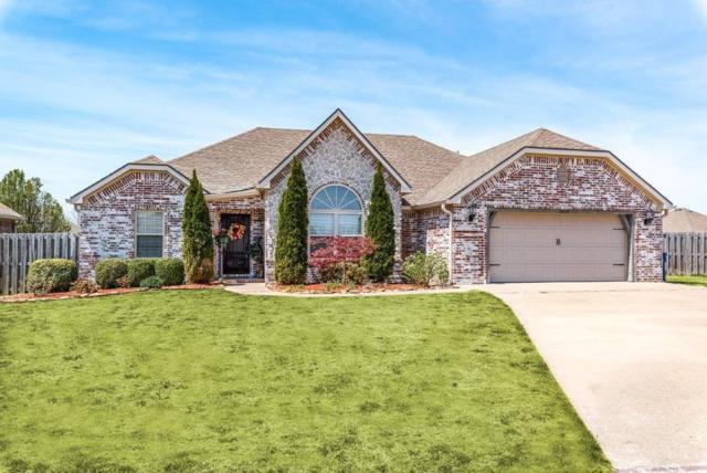 3000 SW Silverbark Rd, Bentonville, AR 72712 (MLS #10003310) :: McNaughton Real Estate