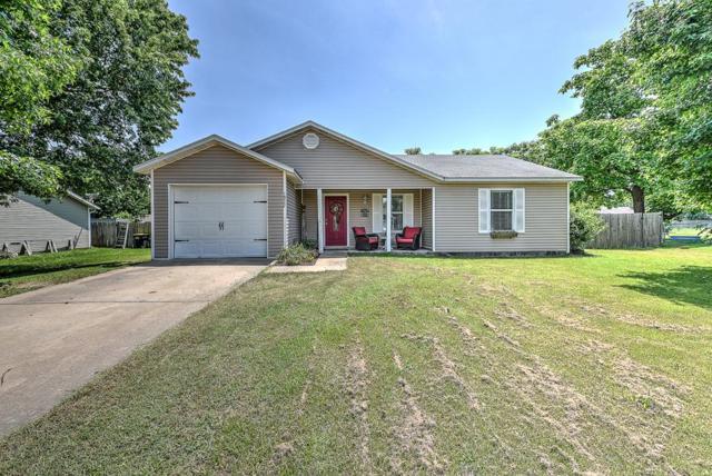 1822 Rosewood Ln, Elkins, AR 72727 (MLS #10006894) :: McNaughton Real Estate