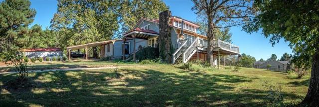 1304 N Centennial Ave, West Fork, AR 72774 (MLS #10007318) :: McNaughton Real Estate