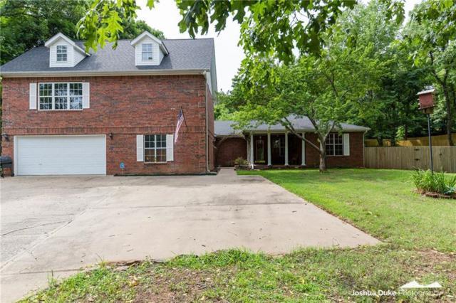 15682 Greasy Valley Rd, Prairie Grove, AR 72753 (MLS #10007348) :: McNaughton Real Estate