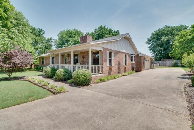 801 Ditmars, Prairie Grove, AR 72753 (MLS #10007371) :: McNaughton Real Estate