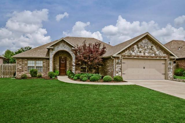 4407 W Canopy Meadows Dr., Rogers, AR 72758 (MLS #10007389) :: McNaughton Real Estate