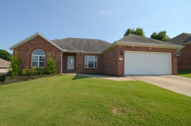 2603 SW Lancastor St, Bentonville, AR 72712 (MLS #10007398) :: McNaughton Real Estate