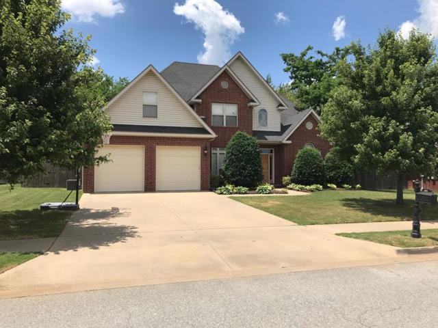 602 SE Jamaica, Bentonville, AR 72712 (MLS #10007399) :: McNaughton Real Estate