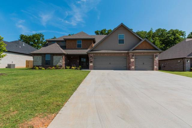 1311 Quailridge Way, Bentonville, AR 72712 (MLS #10007408) :: McNaughton Real Estate