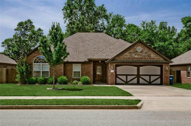3201 SW Briar Creek Ave, Bentonville, AR 72712 (MLS #10007440) :: McNaughton Real Estate