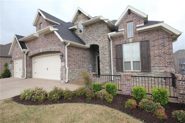 1505 SW Rosedale, Bentonville, AR 72712 (MLS #10007455) :: McNaughton Real Estate