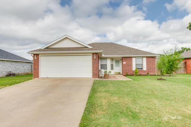 602 Bliss Circle, Centerton, AR 72719 (MLS #10007458) :: McNaughton Real Estate