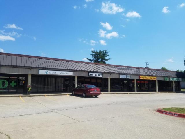 1421 W Walnut, Rogers, AR 72758 (MLS #10007460) :: McNaughton Real Estate