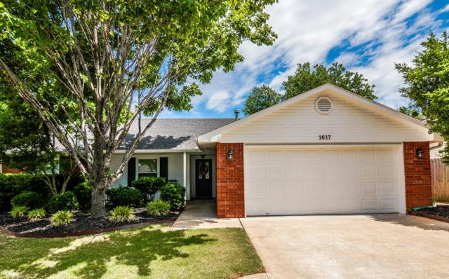 1617 S 20, Rogers, AR 72756 (MLS #10007463) :: McNaughton Real Estate
