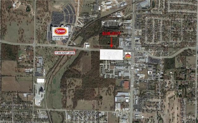 774 W Don Tyson  Pkwy, Springdale, AR 72764 (MLS #1047286) :: McNaughton Real Estate