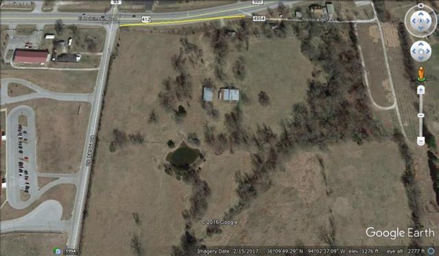 Hwy 412, Springdale, AR 72764 (MLS #1049377) :: McNaughton Real Estate