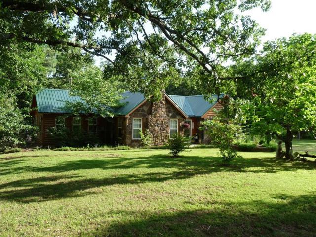 401 Wallin Mountain  Rd, West Fork, AR 72774 (MLS #1051745) :: McNaughton Real Estate