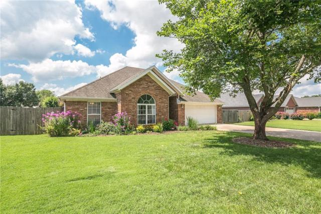 111 Elm  St, Centerton, AR 72719 (MLS #1052582) :: McNaughton Real Estate