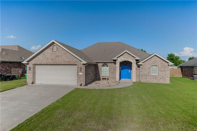 203 Dawn  Dr, Centerton, AR 72719 (MLS #1052796) :: McNaughton Real Estate