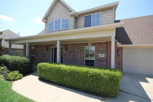 331 Essex  Wy, Centerton, AR 72719 (MLS #1053114) :: McNaughton Real Estate