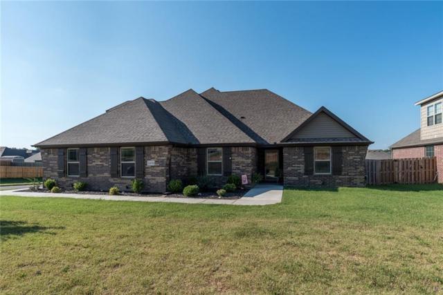 1470 Abbey  Ln, Centerton, AR 72719 (MLS #1053137) :: McNaughton Real Estate