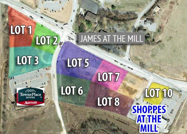 Johnson Mill  Blvd Unit #Lot 5 Lot 5, Johnson, AR 72762 (MLS #1053192) :: McNaughton Real Estate