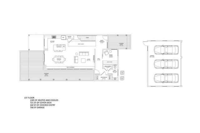733 Ne A  St Unit #B B, Bentonville, AR 72712 (MLS #1053369) :: McNaughton Real Estate