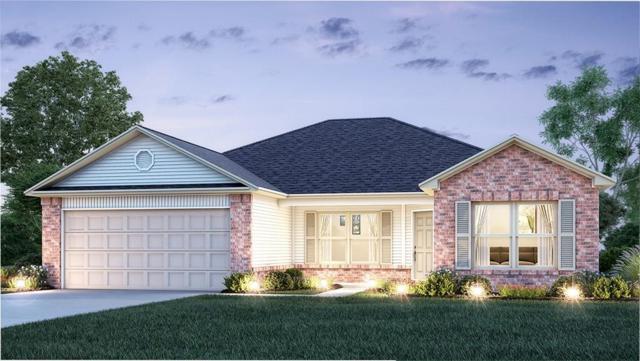 703 Sw Green World  St, Bentonville, AR 72712 (MLS #1053401) :: McNaughton Real Estate