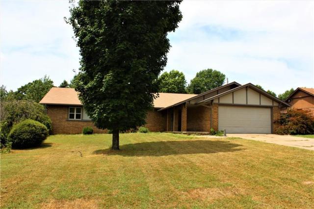 1106 12th  St, Rogers, AR 72756 (MLS #1053415) :: McNaughton Real Estate