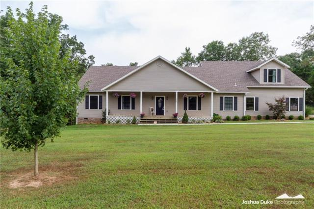 17251 Summer Rain  Rd, Fayetteville, AR 72701 (MLS #1053418) :: McNaughton Real Estate