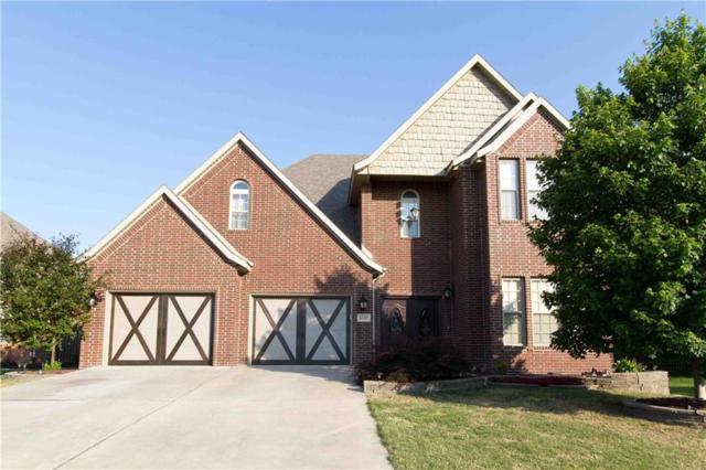6502 Hearthstone  Dr, Rogers, AR 72758 (MLS #1053438) :: McNaughton Real Estate