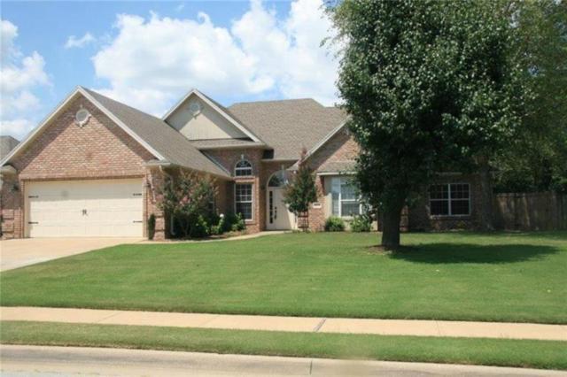 4619 W Highland Knolls  Rd, Rogers, AR 72758 (MLS #1053454) :: McNaughton Real Estate
