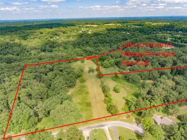 0 Amis  Rd, Rogers, AR 72756 (MLS #1053513) :: McNaughton Real Estate