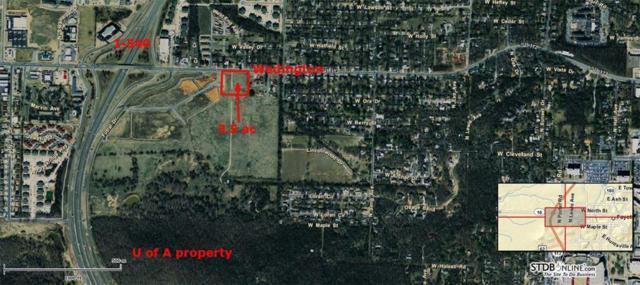 Wedington Dr, Fayetteville, AR 72701 (MLS #1055670) :: McNaughton Real Estate