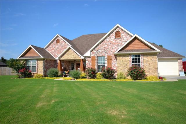 447 Waterfalls  Dr, Farmington, AR 72730 (MLS #1057176) :: McNaughton Real Estate