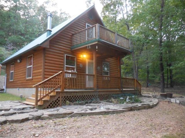 17227 Misty Woods  Rd, West Fork, AR 72774 (MLS #1057862) :: McNaughton Real Estate