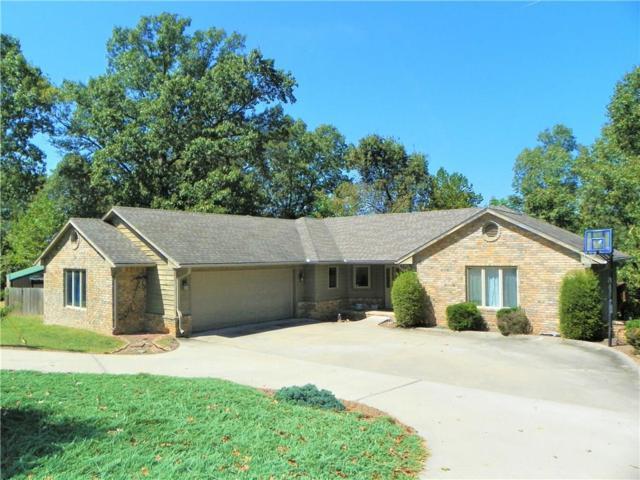 9480 Cottonwood  Ln, Bentonville, AR 72712 (MLS #1057985) :: McNaughton Real Estate