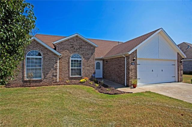 830 Harvest  St, Centerton, AR 72719 (MLS #1059158) :: McNaughton Real Estate