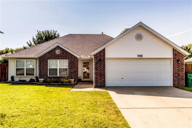708 Emerald  St, Lowell, AR 72745 (MLS #1059199) :: McNaughton Real Estate