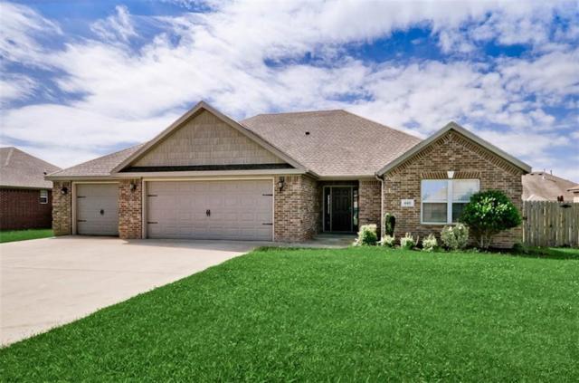 440 Torino  Pl, Centerton, AR 72719 (MLS #1059421) :: McNaughton Real Estate