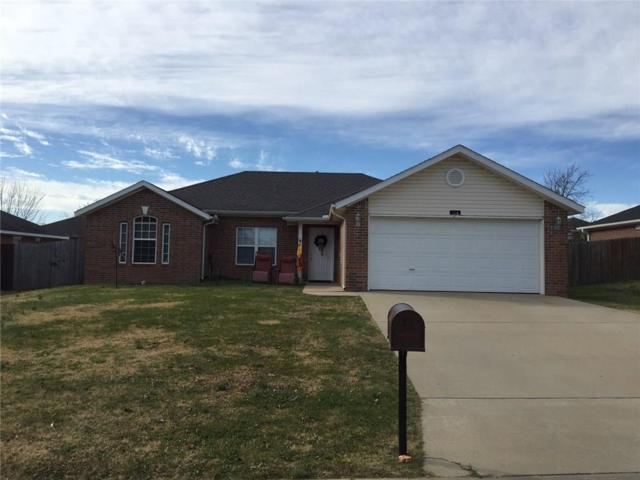 431 Brookfield  Dr, Centerton, AR 72719 (MLS #1059429) :: McNaughton Real Estate