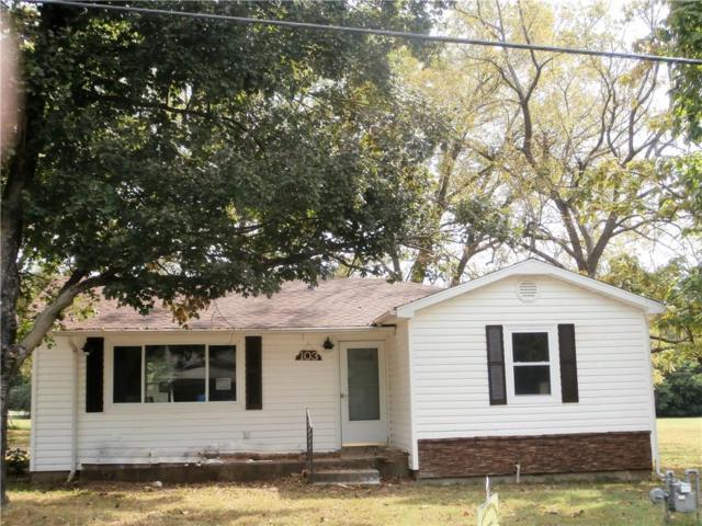 103 Border  St, Prairie Grove, AR 72753 (MLS #1059447) :: McNaughton Real Estate