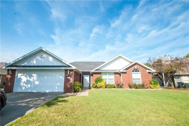 310 Bluff  Dr, Lowell, AR 72745 (MLS #1059531) :: McNaughton Real Estate