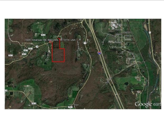 10175 E Hwy 156, West Fork, AR 72774 (MLS #1060364) :: McNaughton Real Estate