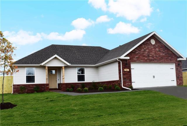 741 Carroll  Dr, Prairie Grove, AR 72753 (MLS #1060648) :: McNaughton Real Estate