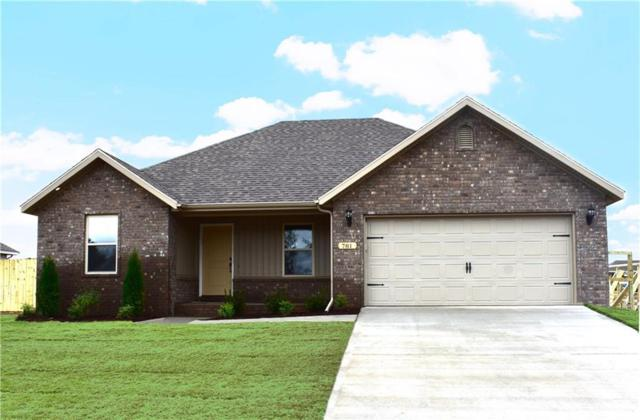 781 Carroll  Dr, Prairie Grove, AR 72753 (MLS #1060657) :: McNaughton Real Estate