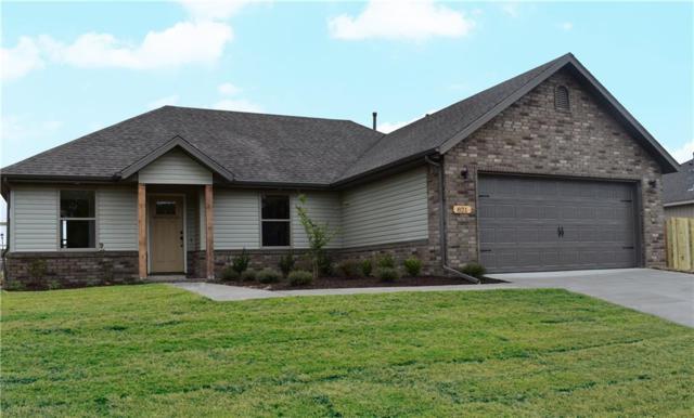 821 Carroll  Dr, Prairie Grove, AR 72753 (MLS #1061675) :: McNaughton Real Estate