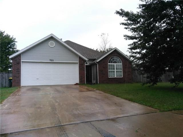 721 Emerald  St, Lowell, AR 72745 (MLS #1061703) :: McNaughton Real Estate