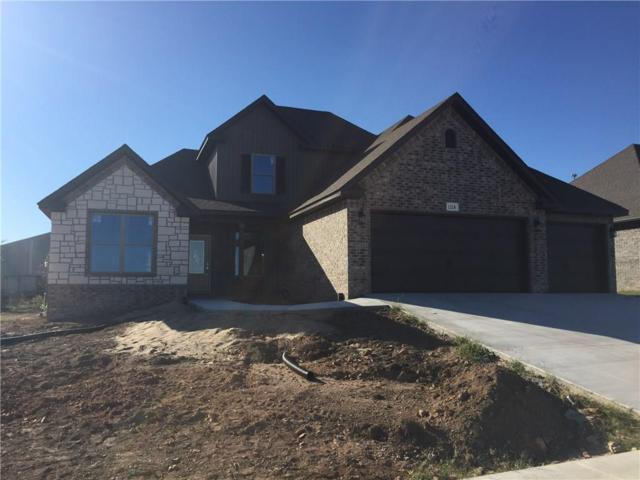 1218 Bradley  St, Centerton, AR 72719 (MLS #1061848) :: McNaughton Real Estate