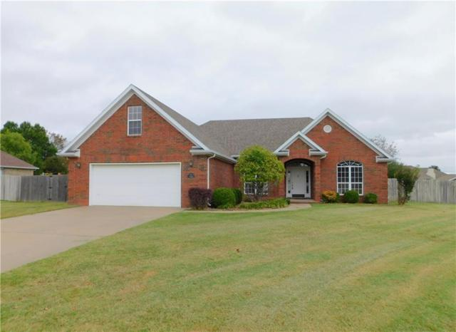 274 Wedgeview  Dr, Farmington, AR 72730 (MLS #1061922) :: McNaughton Real Estate