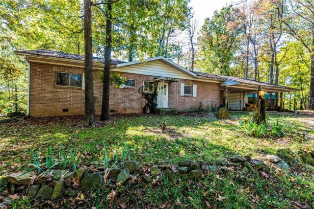 281 Culp  Tr, West Fork, AR 72774 (MLS #1062307) :: McNaughton Real Estate