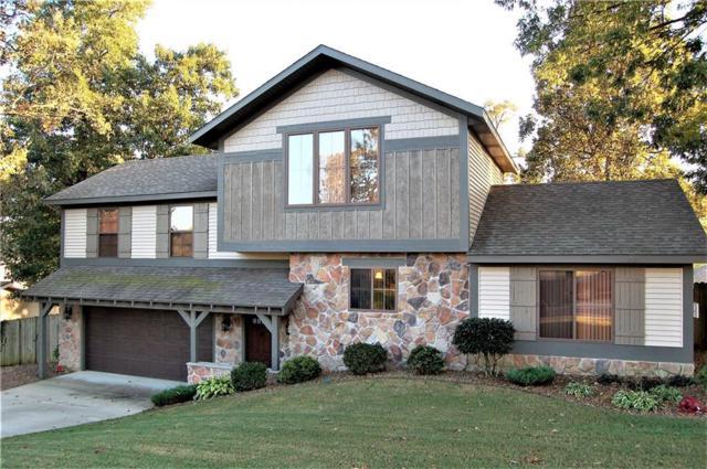 1005 Peak  St, Cave Springs, AR 72718 (MLS #1062341) :: McNaughton Real Estate