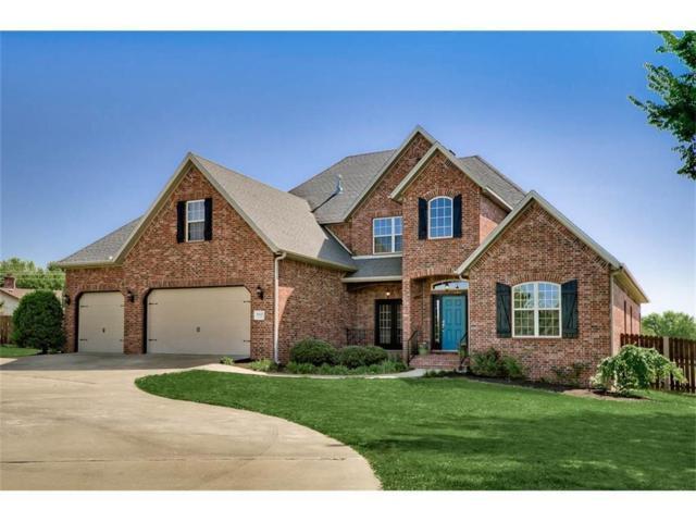 1440 Maestri  Rd, Springdale, AR 72762 (MLS #1062360) :: McNaughton Real Estate