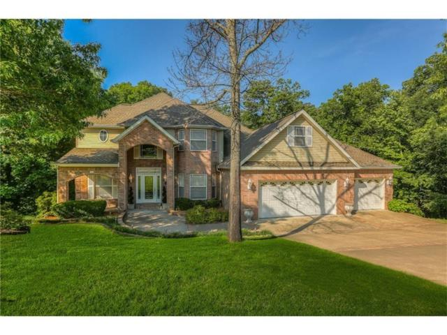 301 Genesis  Dr, Bentonville, AR 72712 (MLS #1062404) :: McNaughton Real Estate